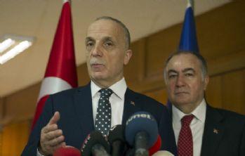 Türk-İş'in 2018 yılı için asgari ücret talebi bin 893 lira