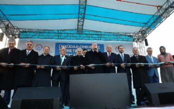 İlk sürücüsüz ilk metro hattını Erdoğan test etti