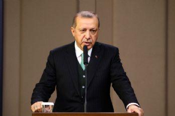 Cumhurbaşkanı Erdoğan'dan Kudüs vurgusu