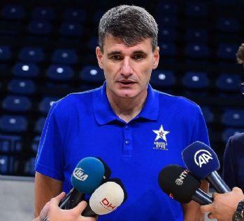 Perasovic: 'Çok ağır bir mağlubiyet oldu'