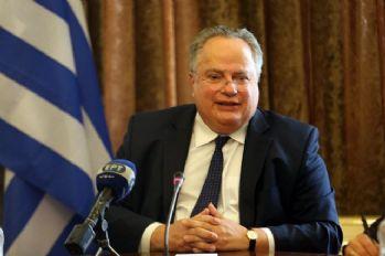 Yunan Dışişleri Bakanı: Erdoğan güvenilir lider
