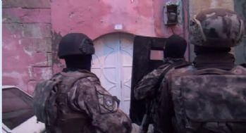 PKK, DEAŞ ve FETÖ'ye eş zamanlı operasyon: 27 gözaltı