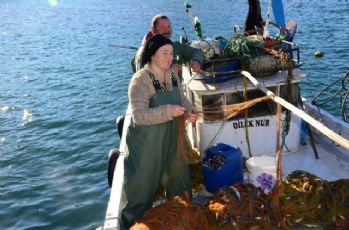 Hayat müşterek: Karadeniz'in kadın balıkçıları