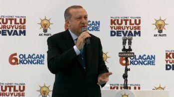 Erdoğan'dan 'tefrika' uyarısı