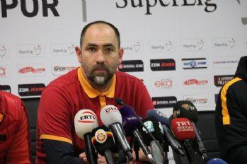 'Galatasaray kaybedince hedef hoca gösteriliyor'