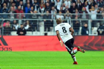 Babel kariyerinin ilk kez hat-trick yaptı