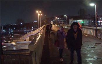 İstanbul'da sağanak yağış etkisini arttırdı