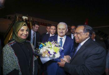 Başbakan Yıldırım Bangladeş'te