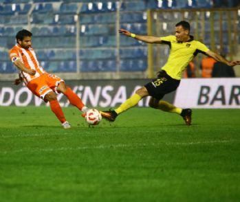 Adana'da golsüz gece