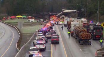 ABD'de tren kazası: 79 yaralı