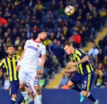 Fenerbahçe ikinciliğe yükseldi
