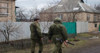 Rus askerleri Ukrayna'dan ayrılıyor