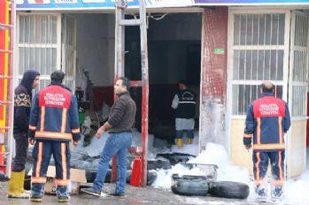 LPG tankı tamir atölyesinde patlama: 3 yaralı