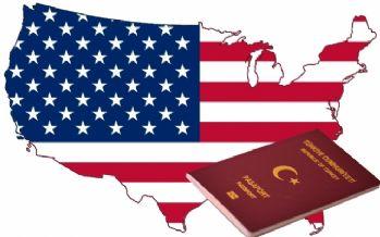 ABD'ye vize başvuruları Ocak 2019'da başlayacak