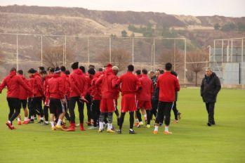Sivasspor'da hedef Beşiktaş'ı eli boş göndermek