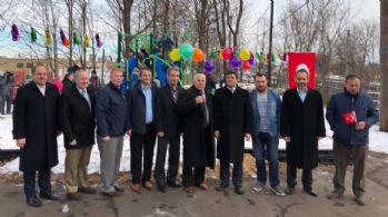 ABD'de Türklere hizmet verecek oyun parkı açıldı