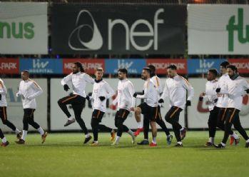 Galatasaray, Göztepe maçı hazırlıklarına başladı