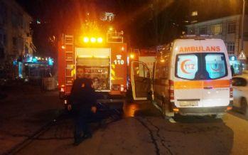 Ankara'da korku dolu dakikalar: 2 kişi hastanelik oldu