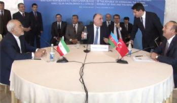 Üçlü Dışişleri Bakanları Toplantısı Bakü'de başladı