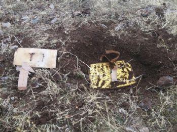 Tatvan'da 75 kilo EYP imha edildi