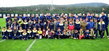Fenerbahçe, Atiker Konyaspor hazırlıklarına başladı