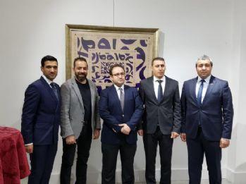 Türk hat sanatı eserleri Paris'te sergileniyor