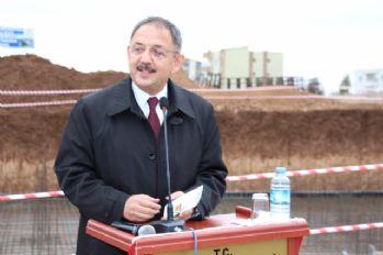 Özhaseki: 14 vilayette bin 179 tesis inşa ettik