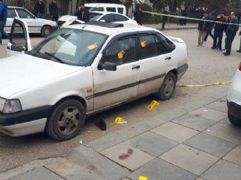 Ankara'da baba ile oğluna silahlı saldırı