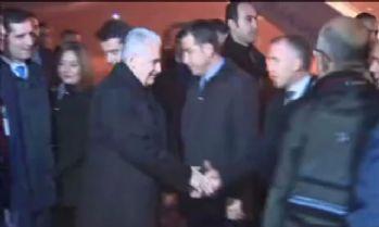 Başbakan Yıldırım Nahçıvan'da