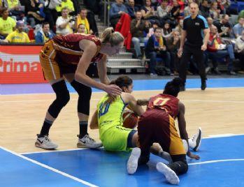 Galatasaray Çekya'da sonunu getiremedi