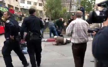 İsrail askerlerinin saldırıları bitmiyor: 25 yaralı