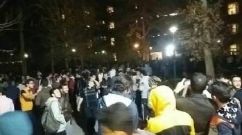 Tahran yine sallandı