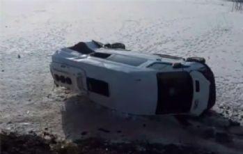 Ağrı'da sis kaza getirdi: 5 ölü, 16 yaralı