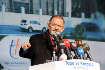 Bakan Özhaseki'den üniversitelilere müjde