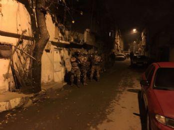 Kahramanmaraş'ta DEAŞ operasyonu: 5 gözaltı
