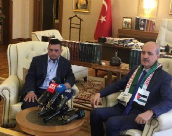 O Filistinli genç Türk vatandaşı olmak istiyor