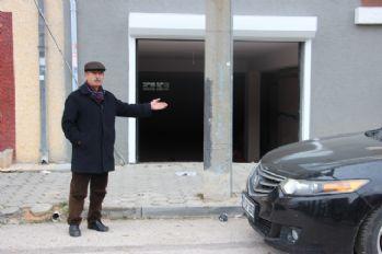 Bu garaja giriş de çıkış da yok