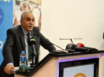 Bakan Fakıbaba: Üreticilerimizin yanındayız