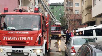 Evde tüp patladı: 2 yaralı