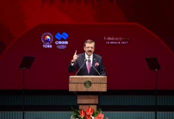 Hisarcıklıoğlu: Türkiye ekonomisi ve reel sektörümüz sağlam