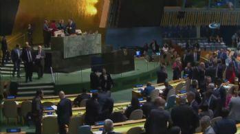 BM Genel Kurulu Kudüs tasarısını görüşüyor