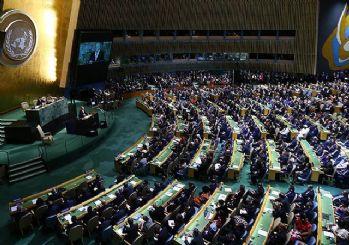 Trump'ın Kudüs tasarısına BM'den ret!