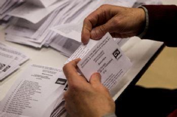 Katalonya'da oylar sayılıyor