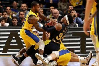 Fenerbahçe Doğuş deplasmandan eli boş döndü