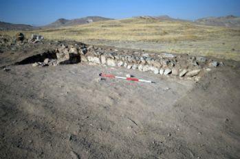 Kapadokya'da Erken Tunç Çağına ait yerleşim yeri bulundu