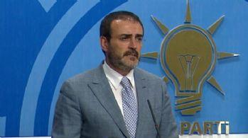 AK Partili Ünal'dan BM'nin Kudüs kararına ilişkin açıklama