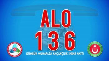 Terörle mücadeleye ALO 136 Hattı desteği