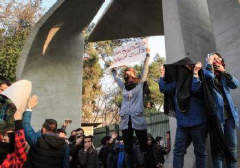 İran'da tansiyon yükseldi! Ölüler var