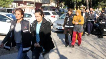 Adil Öksüz'le toplantıya 4 tutuklama