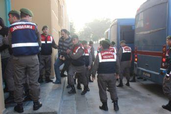 Komandoları Ankara'ya göndermeye çalışanlara müebbet